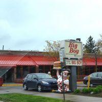 Big Boy Resturant, Харпер-Вудс