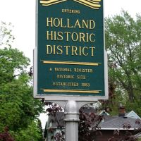 Sign, Holland, Michigan 2012, Холланд