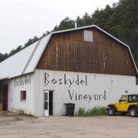 Boskydel Vineyard, GLCT, Шварц-Крик
