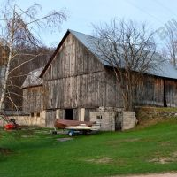 E. Lincoln Rd. Barn, Шварц-Крик