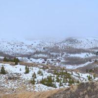Mt. Haggin, Анаконда