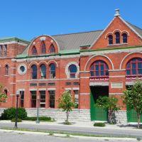 La cité et musée du cuivre au centre dAnaconda, Анаконда