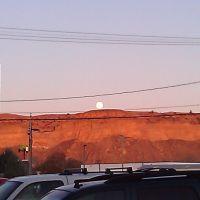 Moonrise in Montana, Биллингс