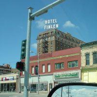ビュート Hotel Finlen,  Butte, Montana, Бьютт