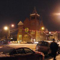 Church, Night, Бьютт