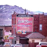 South Main St. Butte Montana 1972, Бьютт