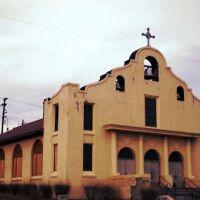Sacred Hart Catholic Church East Park St., Бьютт