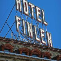 Hotel Finlen, Бьютт