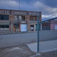 No Parking, Butte Carriage Works, Бьютт