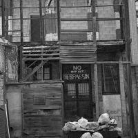 Alley Scene, Butte MT, Бьютт