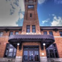 Milwaukee Road Station, Butte, Бьютт