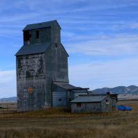 Grain elevator (Ross Fork, Montana), Гласгоу