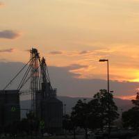 Kalispell sunset. Sept 08., Калиспелл