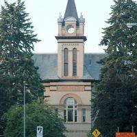 Old Flathead County Courthouse, Kalispell, Montana, Калиспелл