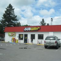 Subway-Kalispell.Idaho Street, Калиспелл