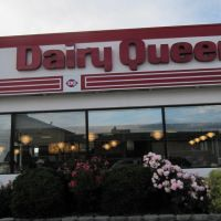 Dairy Queen-Kalispell.Idaho Street, Калиспелл