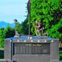 """We Will Never Forget"" Veterans Memorial, Kalispell, MT, Калиспелл"