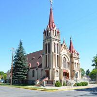 St. Matthews Church in Kalispell, Montana, Калиспелл
