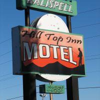 Hilltop Inn, Калиспелл