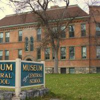 Museum at Central School in Kalispell, MT, Калиспелл