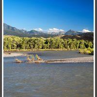 Yellowstone River, Ливингстон