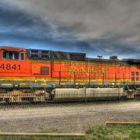 Livingston Montana Train Station, Ливингстон