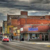 Park and 3rd Street, Livingston Montana, Ливингстон