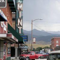 Livingston, Montana, USA., Ливингстон
