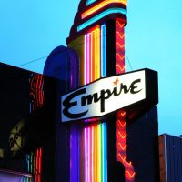 The Empire, Livingston, Montana,USA., Ливингстон