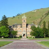 University of Montana, Missoula., Миссоула