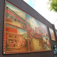 murals, Миссоула