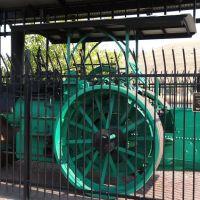 1909 Buffalo-Springfield Steam Roller, Missoula, MT, Миссоула