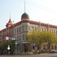 Higgins Block, Missoula, MT, Миссоула