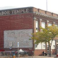 Labor Temple, Missoula, MT, Миссоула