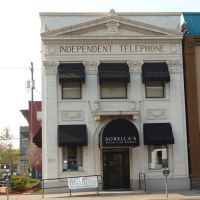 Independent Telephone Company Building, Missoula, MT, Миссоула