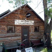 Sandys Wild West Antiques, Раундап