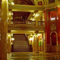 Montana State Capitol, Interior, Хелена