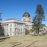 Montana State Capitol 2013, Хелена