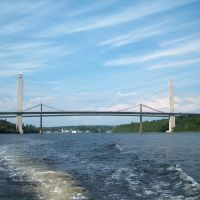 Penobscot Narrows Bridge, Бакспорт