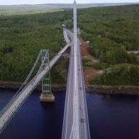 Worlds Tallest Bridge Observatory (Pennobscott Narrows Bridge), Бакспорт