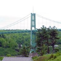 Old Penobscot Bridge, Бакспорт