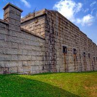 Fort Knox, Бакспорт