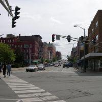Main Street, Bangor, ME, USA, Бангор