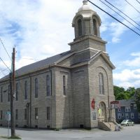 Stone Church, Бангор