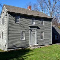 1840; 294 Main, Cumberland Center Maine, Камберленд-Сентер