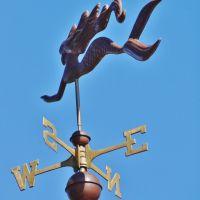 Mermaid weathervane, Кейп-Элизабет