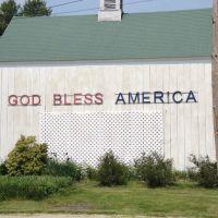 Patriotic Town...Kennebunk, Maine, Кеннебанк