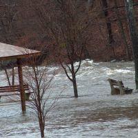 Flood 2007, Кеннебанк