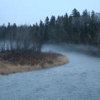 Aroostook River Stream, Левистон