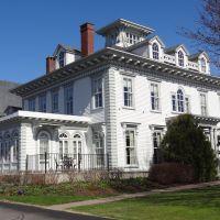 1817 Tappan-Viles House, Augusta, Maine, Огаста
